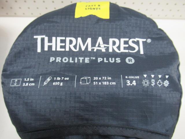 THERMAREST(サーマレスト)  プロライトプラス レギュラー