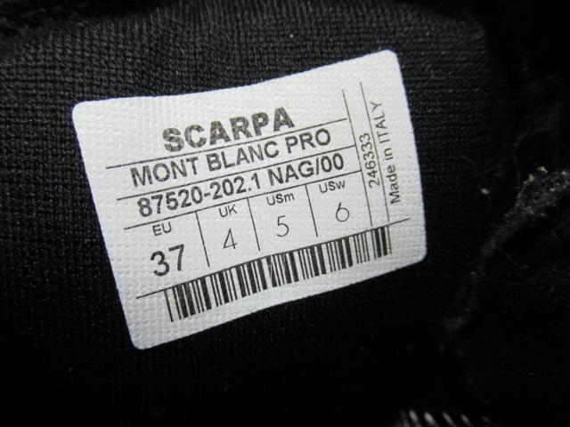 SCARPA(スカルパ)  モンブランプロGTX レディース