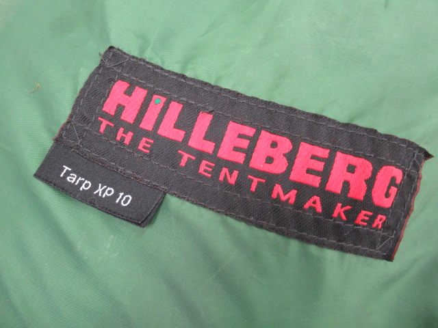 Hilleberg(ヒルバーグ)  タープ10XP