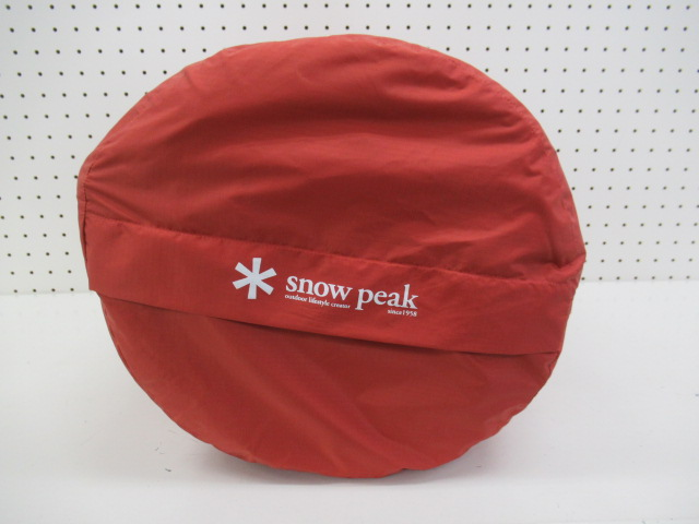 Snow Peak(スノーピーク)  セパレートシュラフ オフトン BD-101