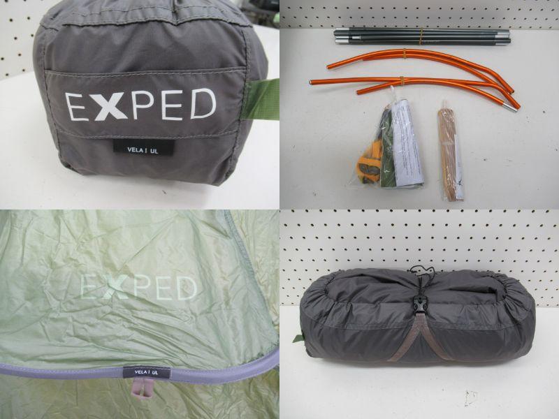 EXPED(エクスペド)  VELA1 UL