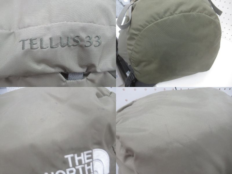 THE NORTH FACE(ノースフェイス)  TELLUS テルス 33 NM61510
