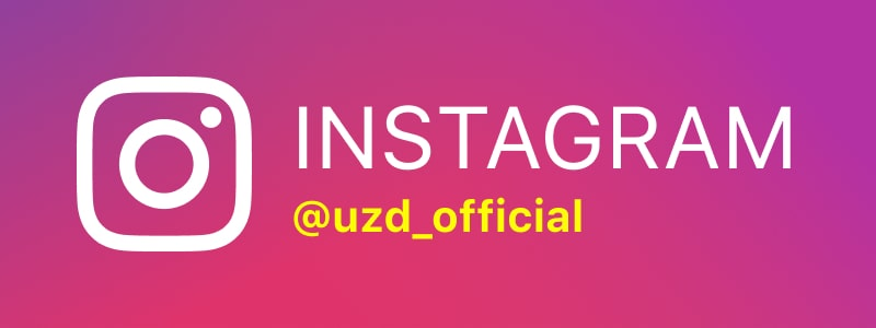 UZD Instagram @uzd_official